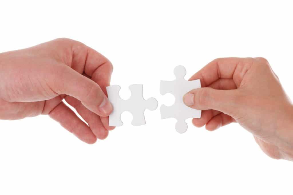 Zdjęcie symbolizujące integrację